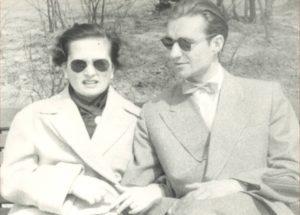 Joannas Parents in Poland 1956